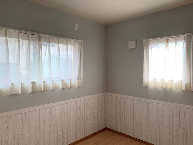 宮崎市 子供部屋のカーテン施工事例