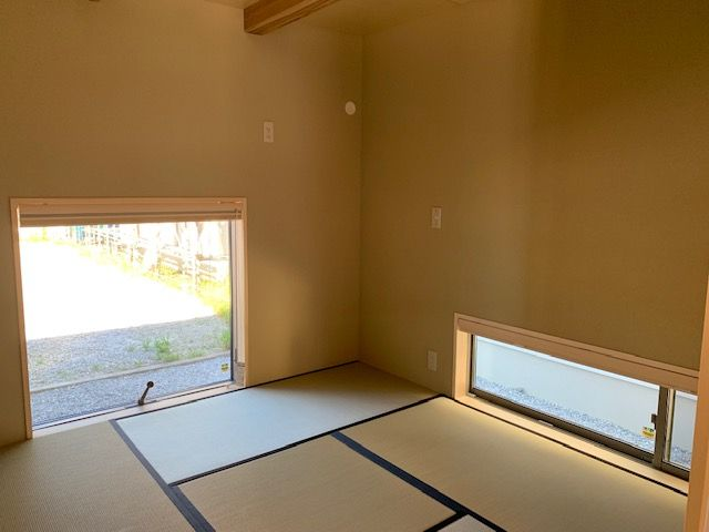 宮崎県 プリーツスクリーンの施工事例